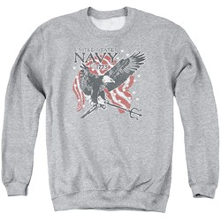 Navy - Mens Trident Sweater