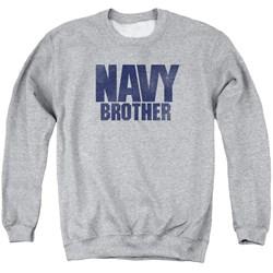 Navy - Mens Brother Sweater