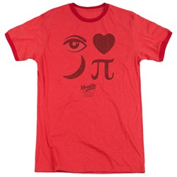 Moon Pie - Mens Eye Pie Ringer T-Shirt