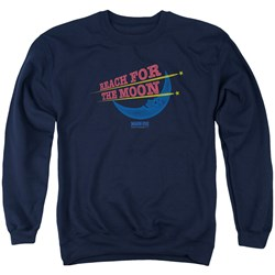 Moon Pie - Mens Reach For The Moon Sweater