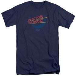 Moon Pie - Mens Reach For The Moon Tall T-Shirt