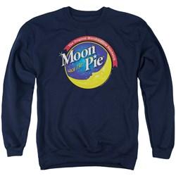 Moon Pie - Mens Current Logo Sweater