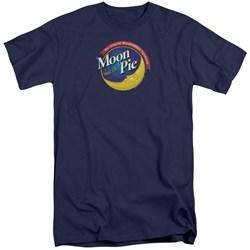 Moon Pie - Mens Current Logo Tall T-Shirt