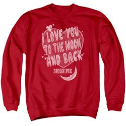 Moon Pie - Mens I Love You Sweater