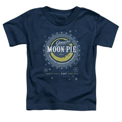 Moon Pie - Toddlers Snowing Moon Pies T-Shirt