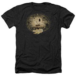 Mirrormask - Mens Sketch Heather T-Shirt