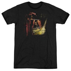 Mirrormask - Mens Big Top Poster Ringer T-Shirt
