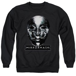 Mirrormask - Mens Mask Sweater