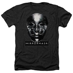 Mirrormask - Mens Mask Heather T-Shirt