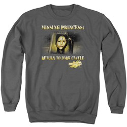 Mirrormask - Mens Missing Princess Sweater
