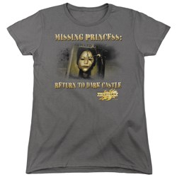 Mirrormask - Womens Missing Princess T-Shirt