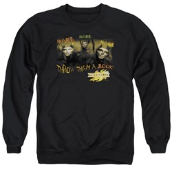 Mirrormask - Mens Hungry Sweater