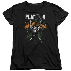 Platoon - Womens Graphic T-Shirt