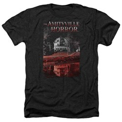 Amityville Horror - Mens Cold Blood Heather T-Shirt