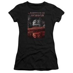 Amityville Horror - Juniors Cold Blood T-Shirt
