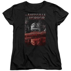 Amityville Horror - Womens Cold Blood T-Shirt