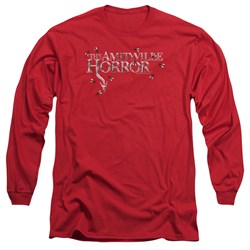 Amityville Horror - Mens Flies Long Sleeve T-Shirt