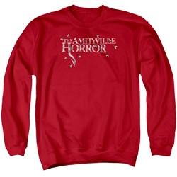 Amityville Horror - Mens Flies Sweater