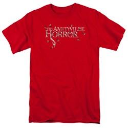 Amityville Horror - Mens Flies T-Shirt