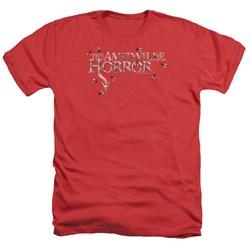 Amityville Horror - Mens Flies Heather T-Shirt