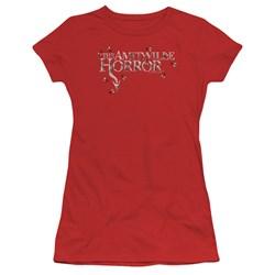 Amityville Horror - Juniors Flies T-Shirt