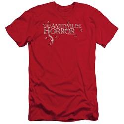 Amityville Horror - Mens Flies Slim Fit T-Shirt