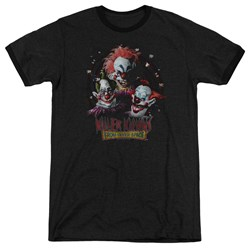 Killer Klowns From Outer Space - Mens Killer Klowns Ringer T-Shirt