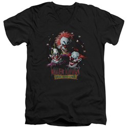 Killer Klowns From Outer Space - Mens Killer Klowns V-Neck T-Shirt