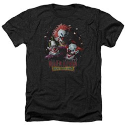 Killer Klowns From Outer Space - Mens Killer Klowns Heather T-Shirt