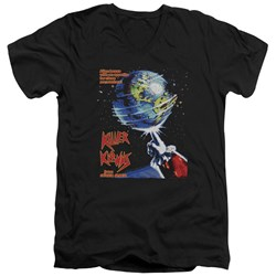Killer Klowns From Outer Space - Mens Invaders V-Neck T-Shirt
