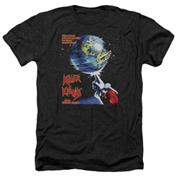 Killer Klowns From Outer Space - Mens Invaders Heather T-Shirt
