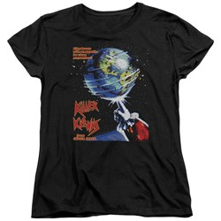 Killer Klowns From Outer Space - Womens Invaders T-Shirt