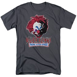 Killer Klowns From Outer Space - Mens Rough Clown T-Shirt