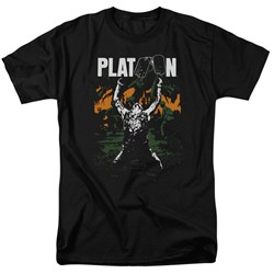 Platoon - Mens Graphic T-Shirt
