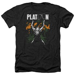 Platoon - Mens Graphic Heather T-Shirt