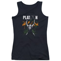 Platoon - Juniors Graphic Tank Top