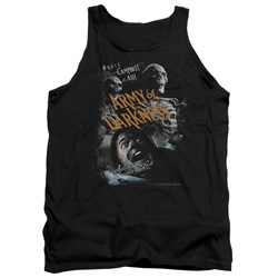 Army Of Darkness - Mens Covered Tank Top