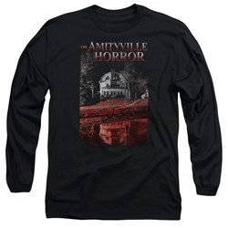 Amityville Horror - Mens Cold Blood Long Sleeve T-Shirt