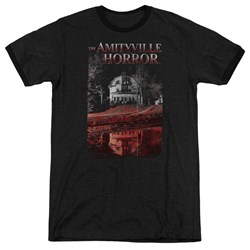 Amityville Horror - Mens Cold Blood Ringer T-Shirt