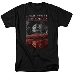 Amityville Horror - Mens Cold Blood T-Shirt