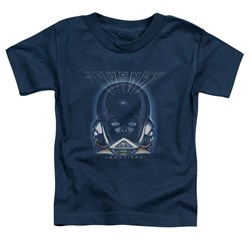 Journey - Toddlers Frontiers Cover T-Shirt