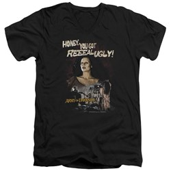 Army Of Darkness - Mens Reeeal Ugly! V-Neck T-Shirt