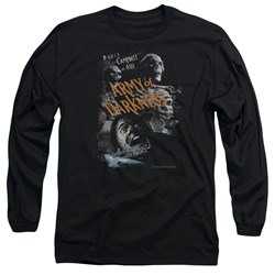 Army Of Darkness - Mens Covered Long Sleeve T-Shirt