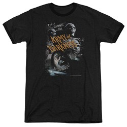 Army Of Darkness - Mens Covered Ringer T-Shirt