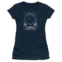 Journey - Juniors Frontiers Cover T-Shirt