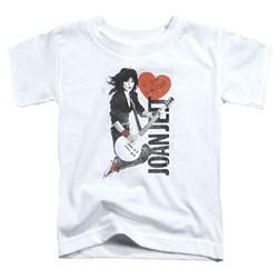 Joan Jett - Toddlers Jump Jett T-Shirt