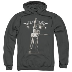 Jeff Beck - Mens Guitar God Pullover Hoodie
