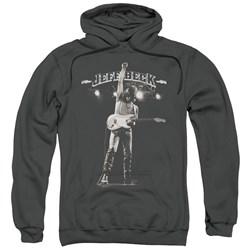 Jeff Beck - Mens Guitar God Pullover Hoodie