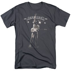 Jeff Beck - Mens Guitar God T-Shirt