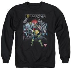 Judge Dredd - Mens Behind You Sweater